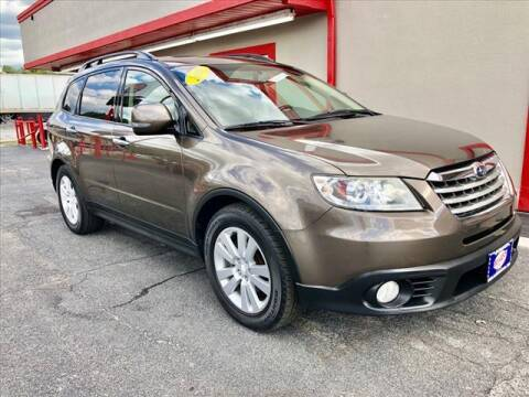 2008 Subaru Tribeca for sale at Richardson Sales & Service in Highland IN