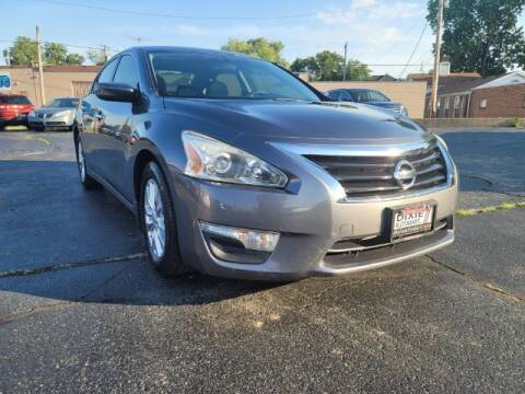 2015 Nissan Altima for sale at Dixie Automart LLC in Hamilton OH