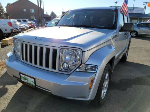 2012 Jeep Liberty for sale at Artistic Auto Group, LLC in Kennewick WA