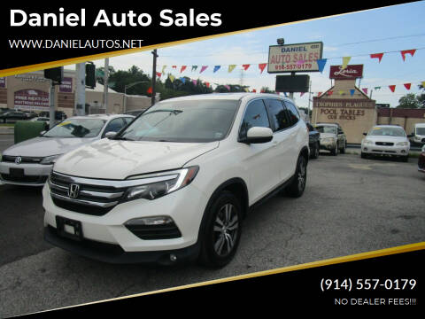2016 Honda Pilot for sale at Daniel Auto Sales in Yonkers NY