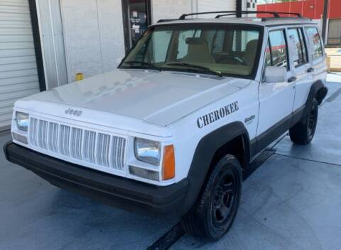 1995 Jeep Cherokee for sale at Tiny Mite Auto Sales in Ocean Springs MS