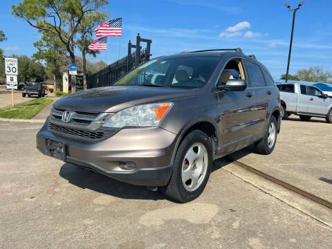 2010 Honda CR-V for sale at Newsed Auto in Houston TX