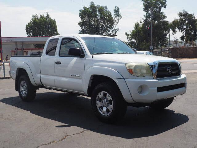 2008 Toyota Tacoma for sale at Corona Auto Wholesale in Corona CA