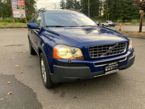 2006 Volvo XC90 for sale at CAR MASTER PROS AUTO SALES in Lynnwood WA