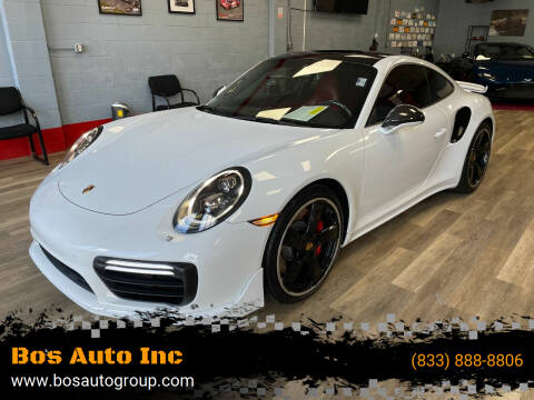 2017 Porsche 911 for sale at Bos Auto Inc in Quincy MA