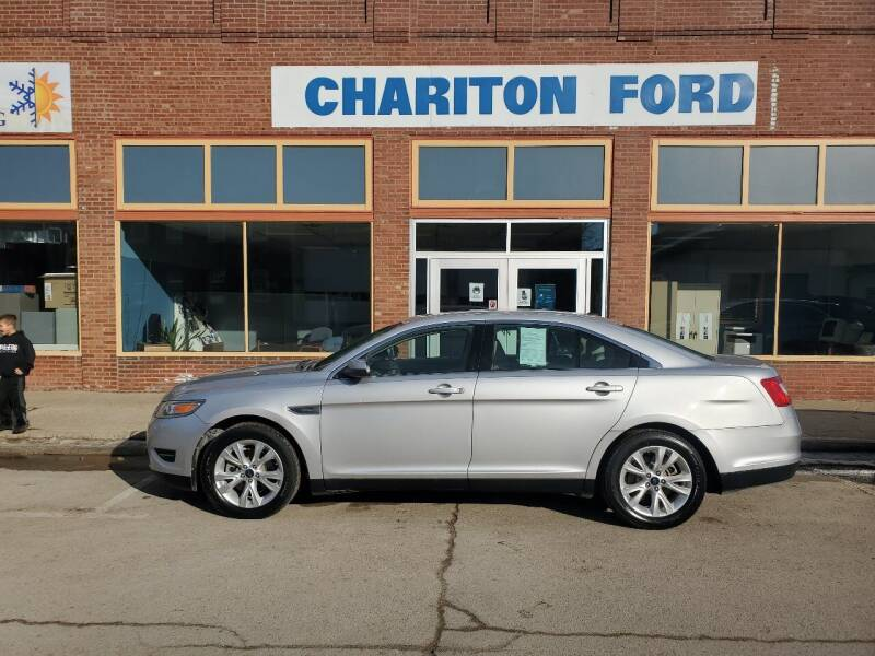 2011 Ford Taurus for sale at Chariton Ford in Chariton IA
