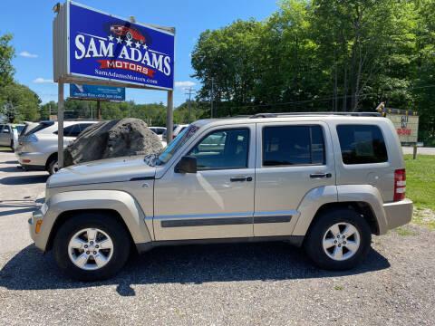 2011 Jeep Liberty for sale at Sam Adams Motors in Cedar Springs MI