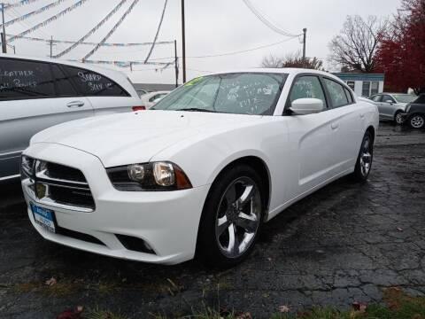 2012 Dodge Charger for sale at Arak Auto Group in Bourbonnais IL