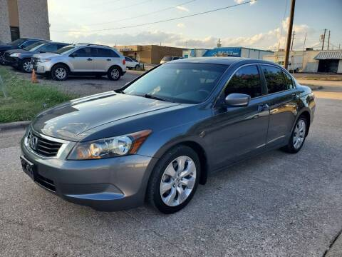 2009 Honda Accord for sale at DFW Autohaus in Dallas TX