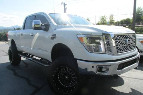 2017 Nissan Titan XD for sale at Tilleys Auto Sales in Wilkesboro NC