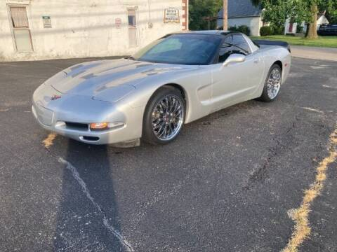 2001 Chevrolet Corvette for sale at Dixie Imports in Fairfield OH