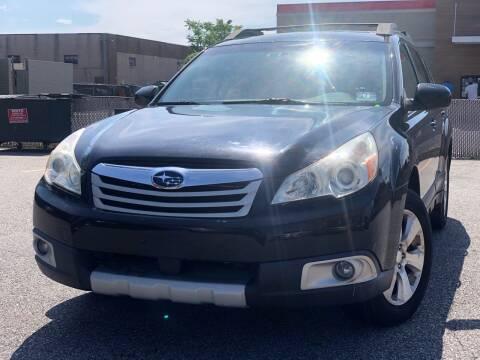 2011 Subaru Outback for sale at MAGIC AUTO SALES - Magic Auto Prestige in South Hackensack NJ