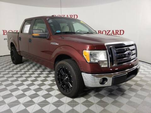 2010 Ford F-150 for sale at BOZARD FORD in Saint Augustine FL