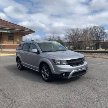 2016 Dodge Journey for sale at FIRST CLASS AUTO SALES in Bessemer AL