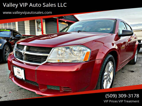 2008 Dodge Avenger for sale at Valley VIP Auto Sales LLC in Spokane Valley WA