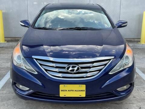 2011 Hyundai Sonata for sale at Delta Auto Alliance in Houston TX