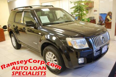 2008 Mercury Mariner for sale at Ramsey Corp. in West Milford NJ