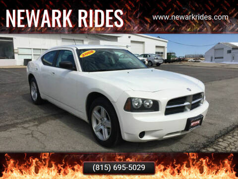 2008 Dodge Charger for sale at Newark Rides in Newark IL