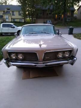1964 Chrysler Imperial for sale at Classic Car Deals in Cadillac MI