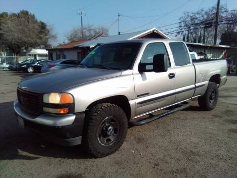1999 GMC Sierra 2500 for sale at Larry's Auto Sales Inc. in Fresno CA