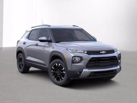 2021 Chevrolet TrailBlazer for sale at Jimmys Car Deals at Feldman Chevrolet of Livonia in Livonia MI