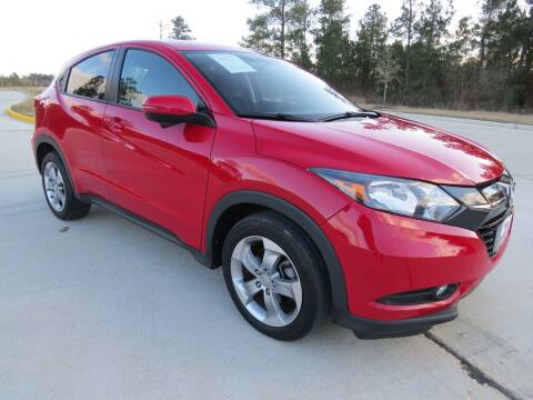 2017 Honda HR-V for sale at Fincher's Texas Best Auto & Truck Sales in Tomball TX