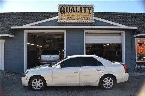 2005 Cadillac CTS for sale at Quality Pre-Owned Automotive in Cuba MO