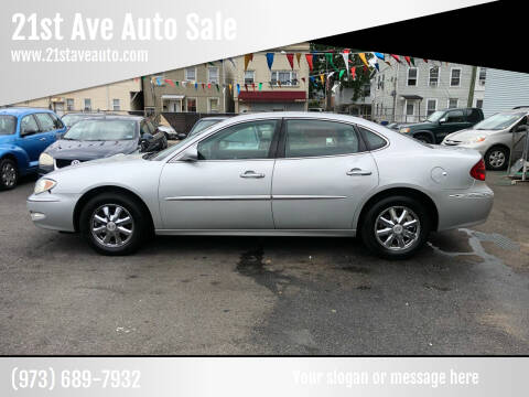 2005 Buick LaCrosse for sale at 21st Ave Auto Sale in Paterson NJ