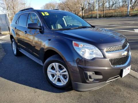 2015 Chevrolet Equinox for sale at GTR Auto Solutions in Newark NJ