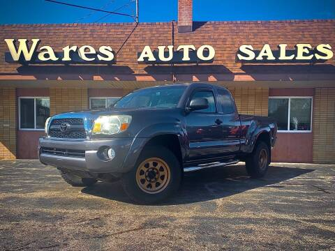 2011 Toyota Tacoma for sale at Wares Auto Sales INC in Traverse City MI