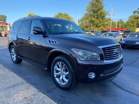 2011 Infiniti QX56 for sale at JV Motors NC 2 in Raleigh NC