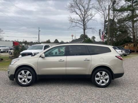 2017 Chevrolet Traverse for sale at Joye & Company INC, in Augusta GA