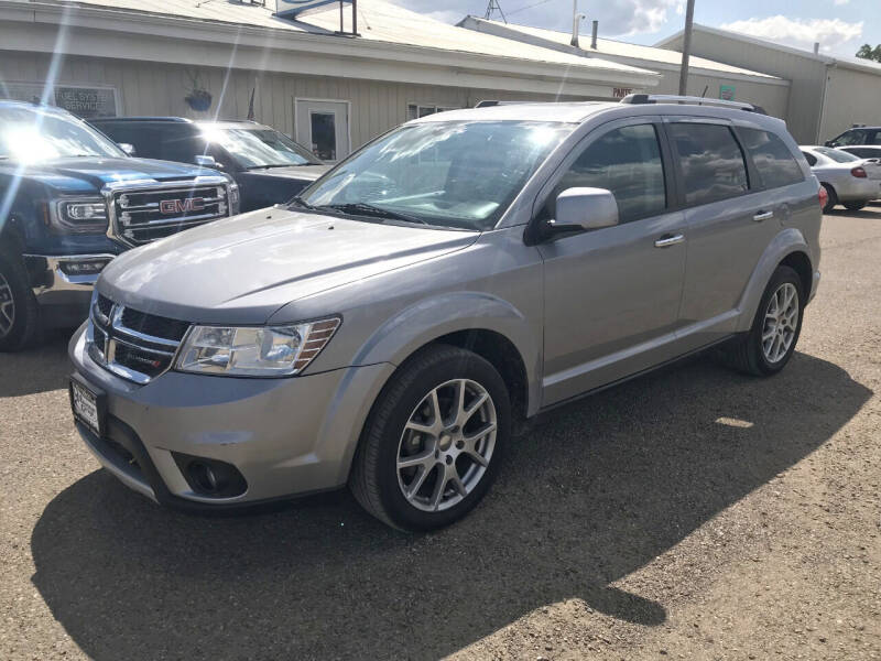 2015 Dodge Journey for sale at American Garage in Chinook MT
