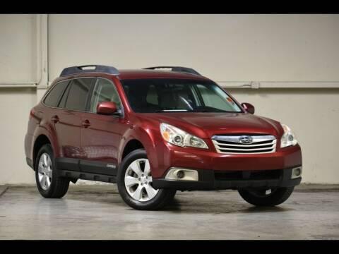 2011 Subaru Outback for sale at MGI Motors in Sacramento CA
