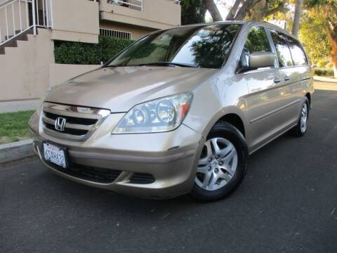 2007 Honda Odyssey for sale at Valley Coach Co Sales & Lsng in Van Nuys CA