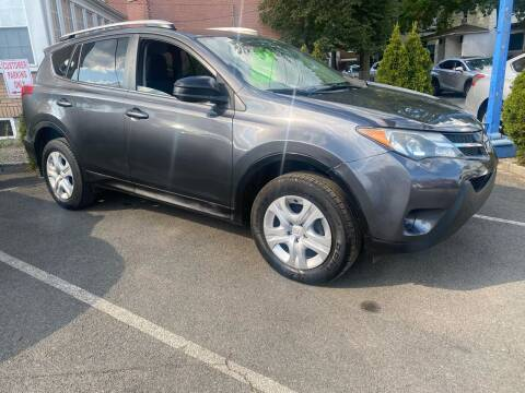 2014 Toyota RAV4 for sale at White River Auto Sales in New Rochelle NY