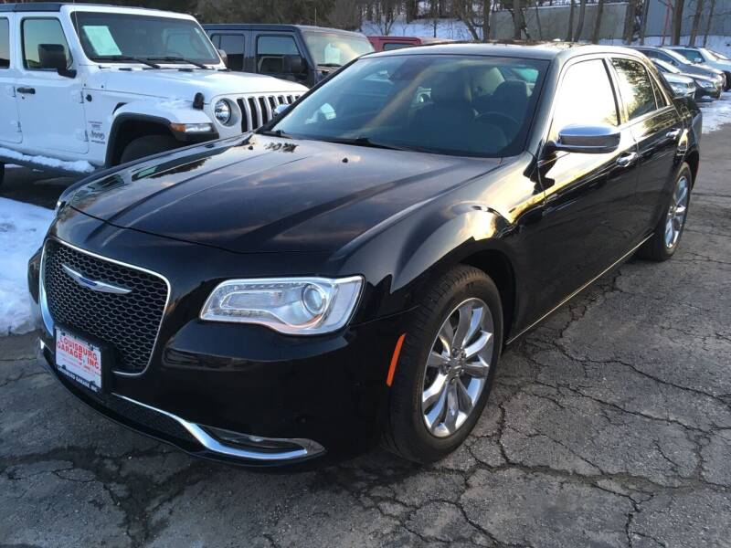 2018 Chrysler 300 for sale at Louisburg Garage, Inc. in Cuba City WI