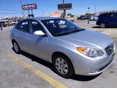 2008 Hyundai Elantra for sale at Car Spot in Las Vegas NV