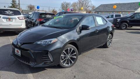 2019 Toyota Corolla for sale at Alvarez Auto Sales in Kennewick WA