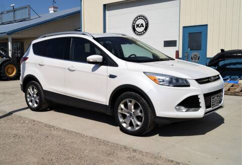 2014 Ford Escape for sale at KA Commercial Trucks, LLC in Dassel MN