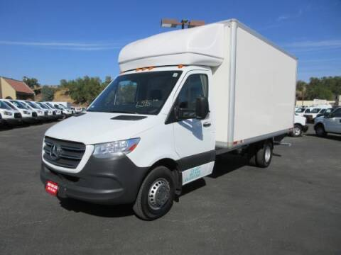 2019 Mercedes-Benz Sprinter Cab Chassis for sale at Norco Truck Center in Norco CA
