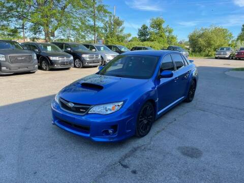 2013 Subaru Impreza for sale at Dean's Auto Sales in Flint MI