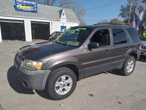 2006 Ford Escape for sale at Street Side Auto Sales in Independence MO