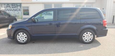 2016 Dodge Grand Caravan for sale at HomeTown Motors in Gillette WY