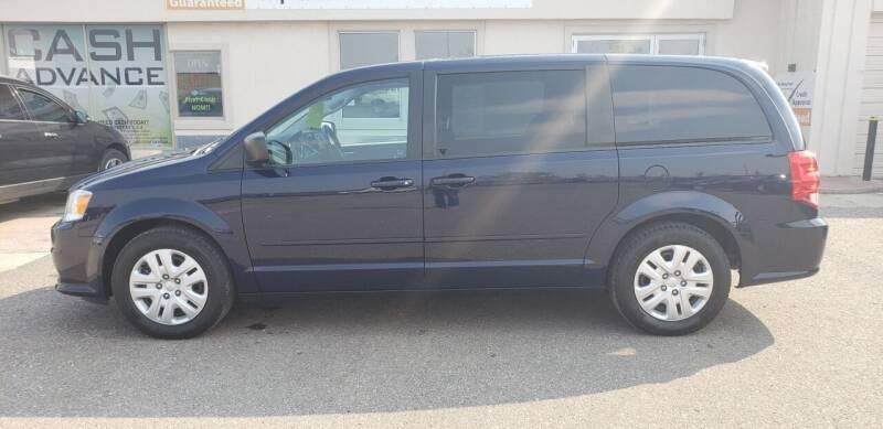 2016 Dodge Grand Caravan for sale at HomeTown Motors in Gillette WY