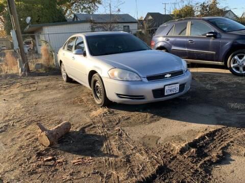 2012 Chevrolet Impala for sale at Auto Toyz Inc in Lodi CA