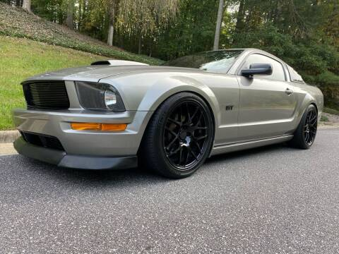 2008 Ford Mustang for sale at Lenoir Auto in Lenoir NC