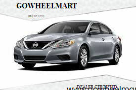 2017 Nissan Altima for sale at GOWHEELMART in Available In LA