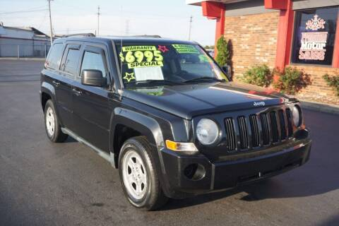 2010 Jeep Patriot for sale at Premium Motors in Louisville KY