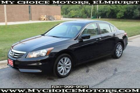 2011 Honda Accord for sale at My Choice Motors Elmhurst in Elmhurst IL